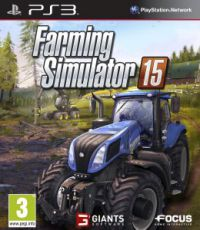 Игра для PS3 Focus Home Interactive Farming Simulator 15, PS3