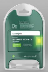 ПО Kaspersky Internet Security для Android Russian Edition 1 Device 1 year Base Card (KL1091ROAFS)